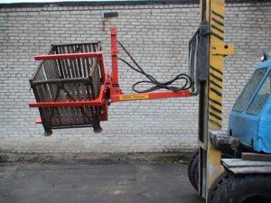 Опрокидыватель контейнеров ОК-1