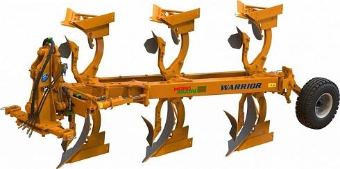 """Навесной плуг модельного ряда """"WARRIOR"""""""
