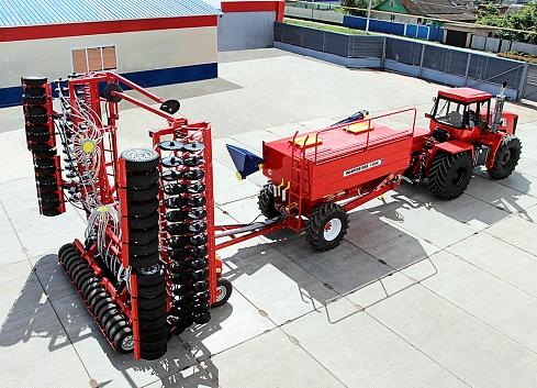 Дисковые посевные комплексы AGRATOR DISK