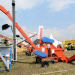 Зернометатель модернизированный самопередвижной ЗМС-140
