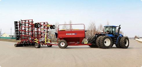 Широкозахватные посевные комплексы AGRATOR