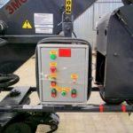 Зернометатель модернизированный самопередвижной ЗМС-100