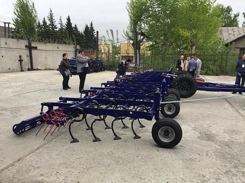"""Культиватор секционный универсальный КСУ-11 """"АЛТАЙ"""""""