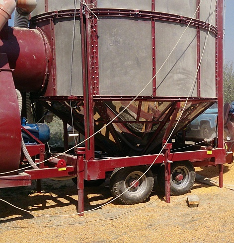 Зерносушилка АТМ