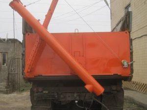 Автомобильный загрузчик посевных машин АЗПМ-30