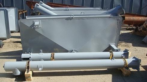 Автомобильный загрузчик зерна АЗС-25