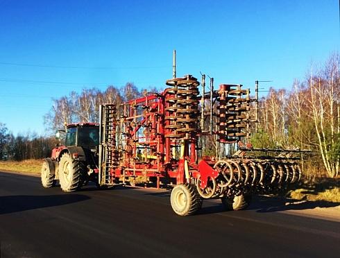 Агрегат комбинированный почвообрабатывающий АКП-6