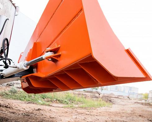 Отвал бульдозерный гидроповоротный к ХТЗ-150/ОРТЗ 150К / (с быстросъёмом) для К-424