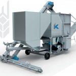 Самоходные аэродинамические сепараторы «Класс»