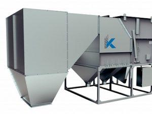 Стационарные аэродинамические сепараторы «Класс»
