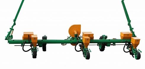 Сеялка пневматическая точного высева МС-3, МС-4