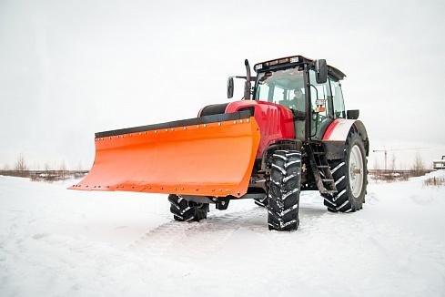 Отвал универсальный к трактору Беларус