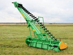 Зернопогрузчик ПЗН-250