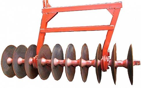 Лущильник дисковый гидрофицированный ЛДГ-10, ЛДГ-15