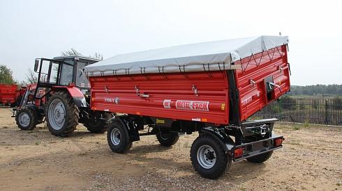 T-710 грузоподъемность 6 и 8 тонн