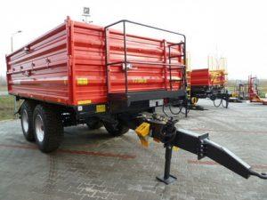 T-730 грузоподъемность 8, 10 и 12 тонн