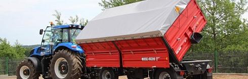 Т-739 грузоподъемность 14 тонн