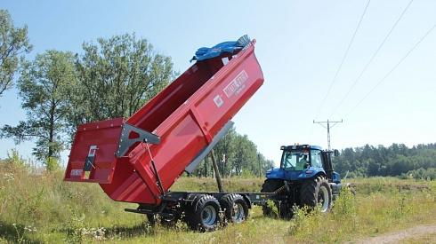 T-935 грузоподъемность 16 и 18 тонн