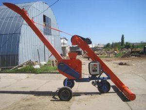 Зернометатель модернизированный самопередвижной ЗМС-60