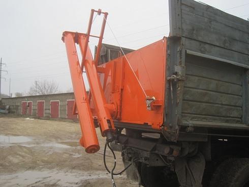 Загрузчик посевных машин ЗПМ-25