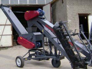 Зернометатель самопередвижной ЗС-90
